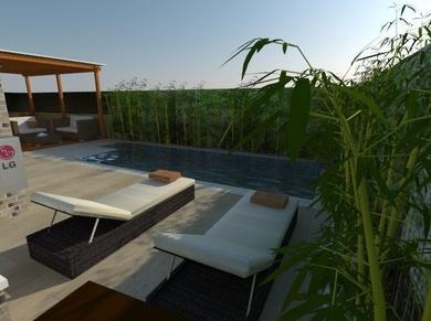 Diseños de jardín en 3D