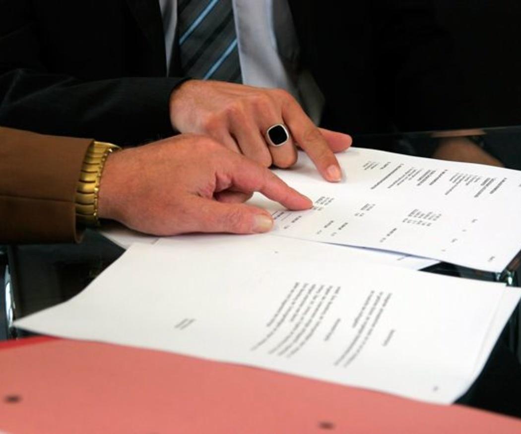 El papel de un notario en la firma de una hipoteca