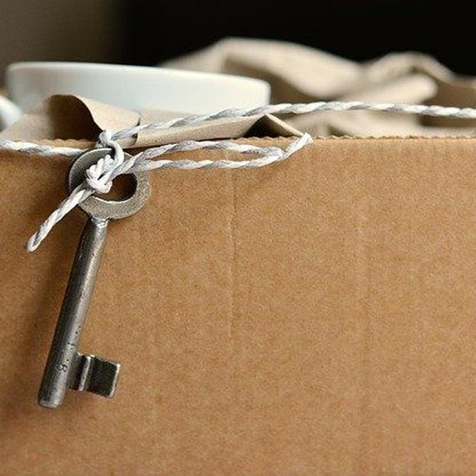Normas y consejos para el almacenamiento en guardamuebles
