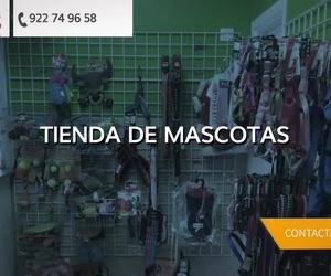 Tienda de animales en Granadilla de Abona | Macaco