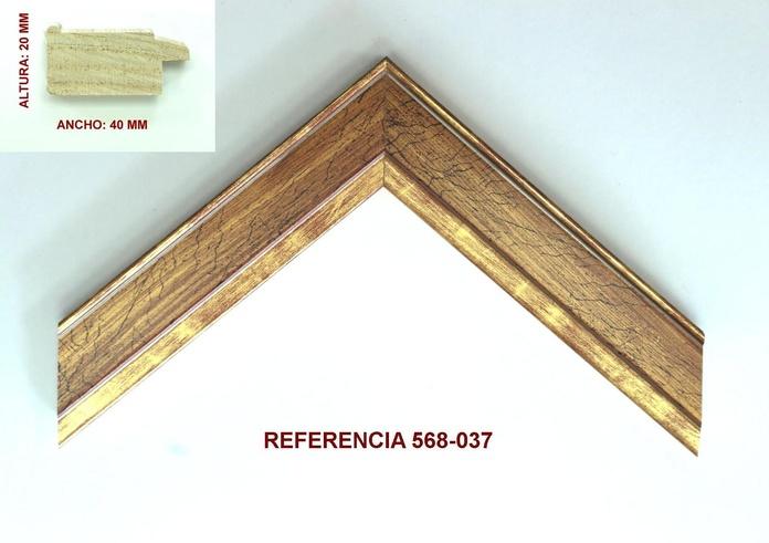 REF 568-037: Muestrario de Moldusevilla