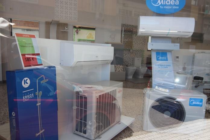 Climatización: Suministros y servicios de Fontanería HLC