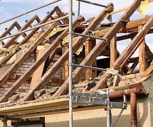 Construcción e instalación de tejados