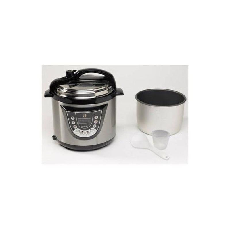 Olla eléctrica programable GM Mod.D (6 litros) función freír y voz ---59€: Productos y Ofertas de Don Electrodomésticos Tienda online
