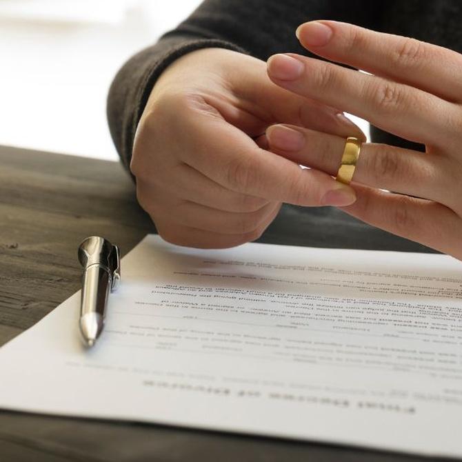 Resolución de conflictos ante un proceso de divorcio