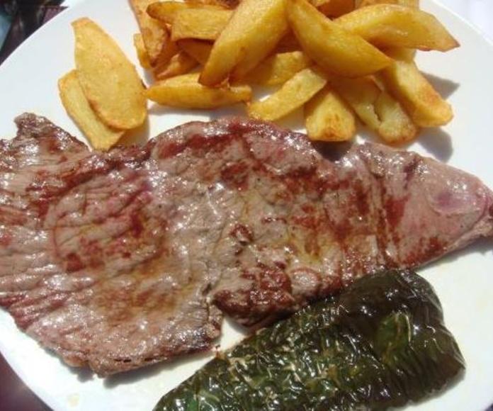 Menú noche nº 4: RESTAURANTE de Restaurante Arrocería Puerta de Atocha