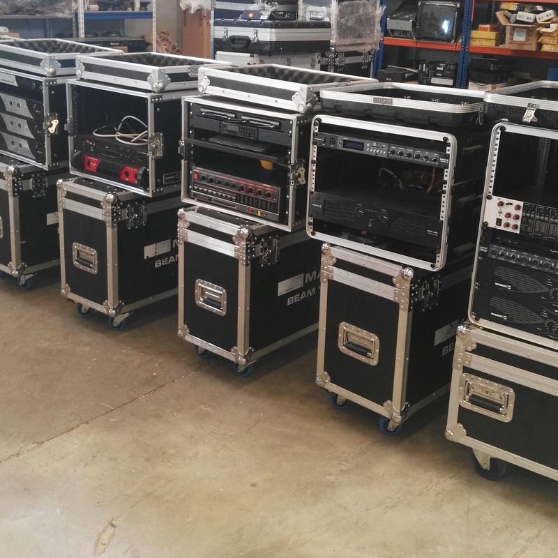 Equipos de sonido: Nuestros servicios de Jukeval Eventos