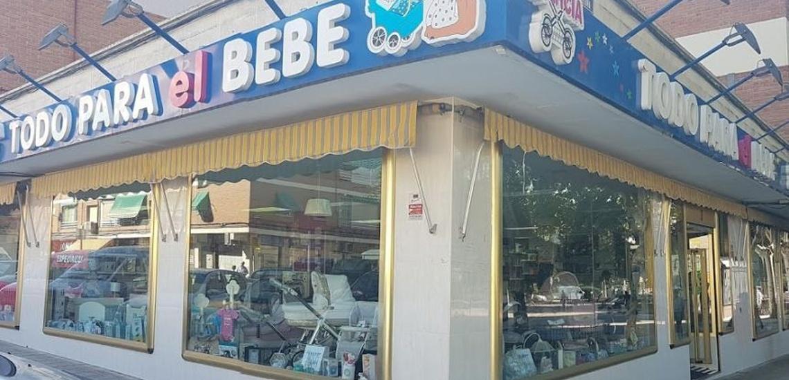 Carrito de bebé en Getafe para niño pequeño