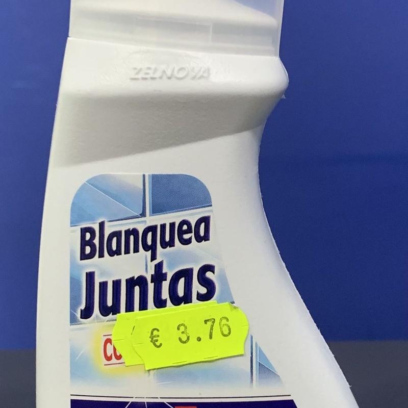 Limpiador limpia juntas Baldosin Kidel 750ml: SERVICIOS  Y PRODUCTOS de Neteges Louzado, S.L.