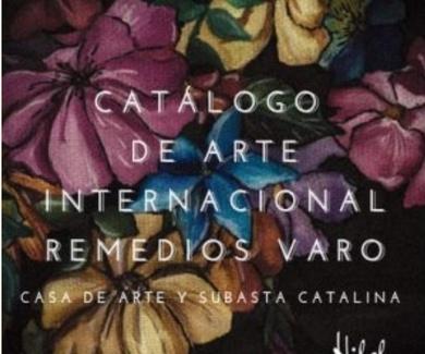 Catálogo de Arte Internacional Remedios Varo