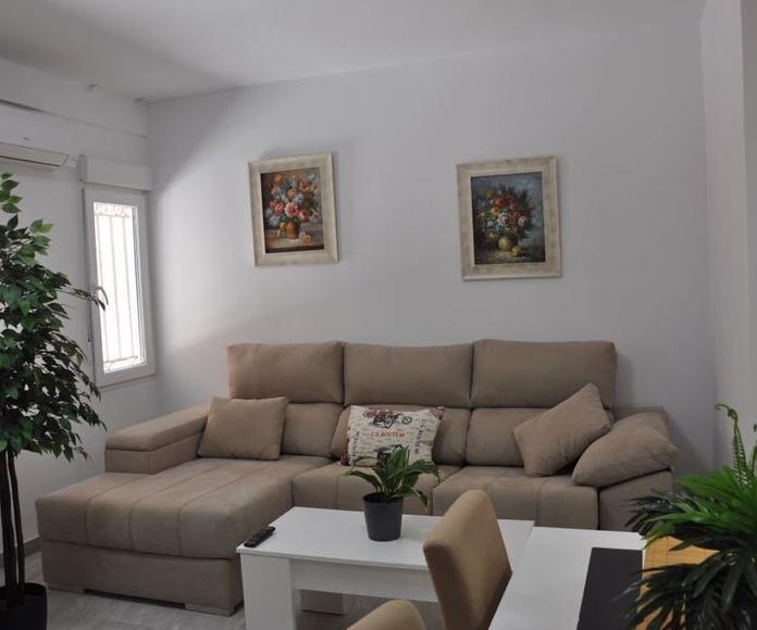 Pisos 2 dormitorios Granada