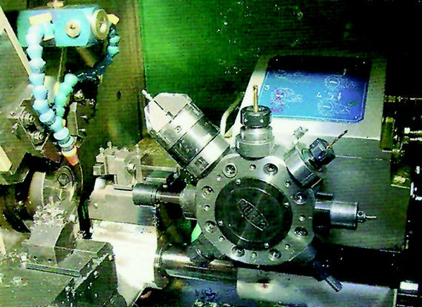 Mecanizado de piezas en Gipuzkoa para la fabricación de tornillos en Mecanizados Bergara