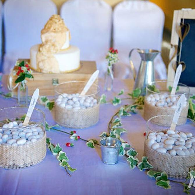 Mesas dulces originales y deliciosas