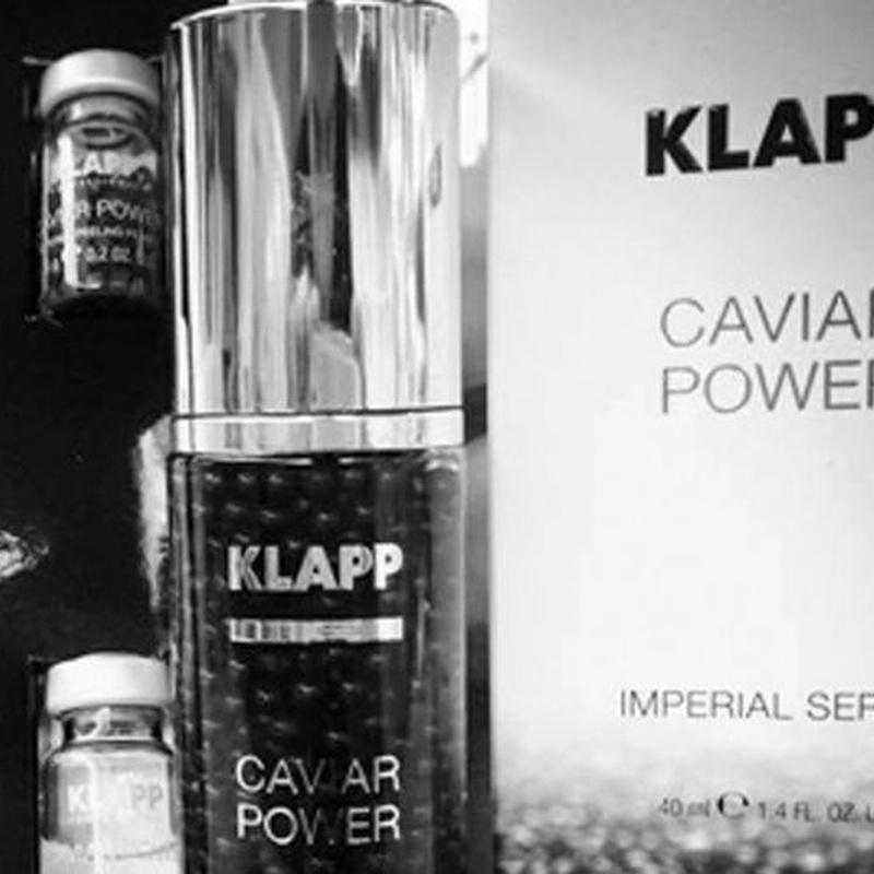 Caviar Power CabinTreatment: Tratamientos de Equilibra Estética Avanzada