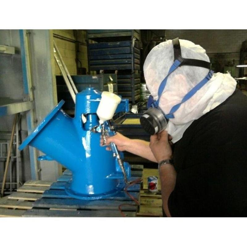 Imprimaciones: Servicios de Granallats Industrials Polinyà