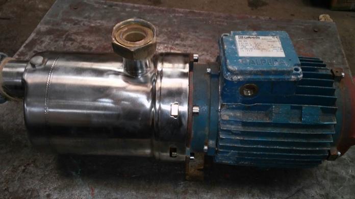 Reparación motor electrico