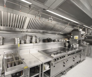 Venta e instalación de equipamiento integral para hostelería en Palma de Mallorca