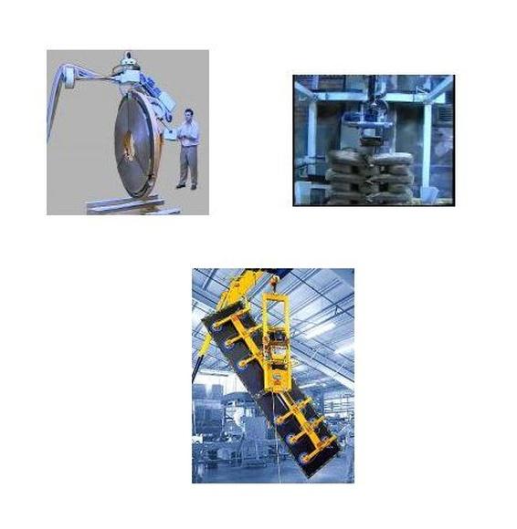 Robótica: Productos de Maquinaria Industrial Rou S.L.
