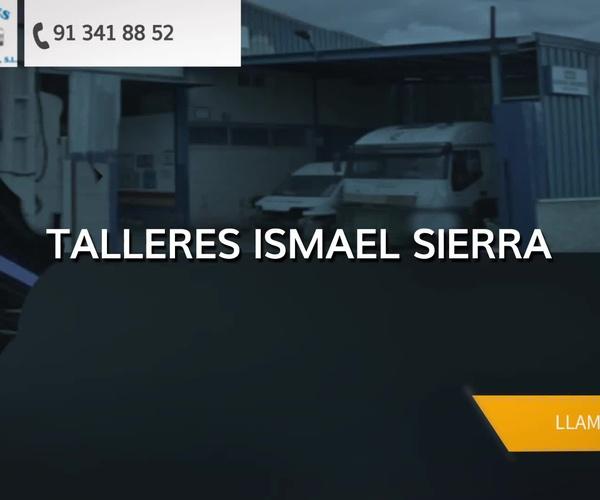 Talleres de camiones en Leganés | Talleres Ismael Sierra | Taller de coches Leganes