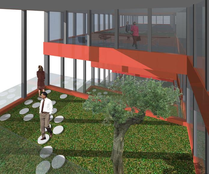 EDIFICIO NOVAINDES: Proyectos de VILCHES ARQUITECTOS
