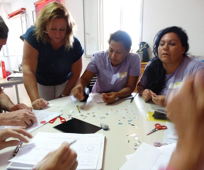 Agendas personalizadas : Proyectos y Servicios de Asociación Domitila