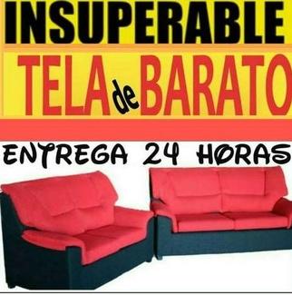 Oferta sofás 2 Plazas 89€  y 3 plazas 129€