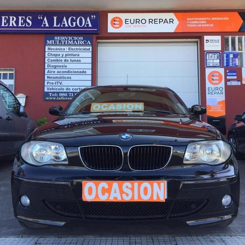 BMW SERIE1 120D: Vehículos de ocasión de OCASIÓN A LAGOA