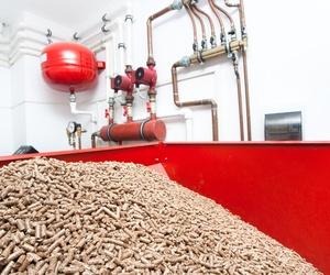 Instalación y reparación de calderas biomasa