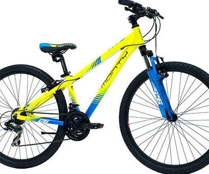 Los Reyes Magos saben dónde encontrar todas las bicicletas para los más pequeños e importantes de la