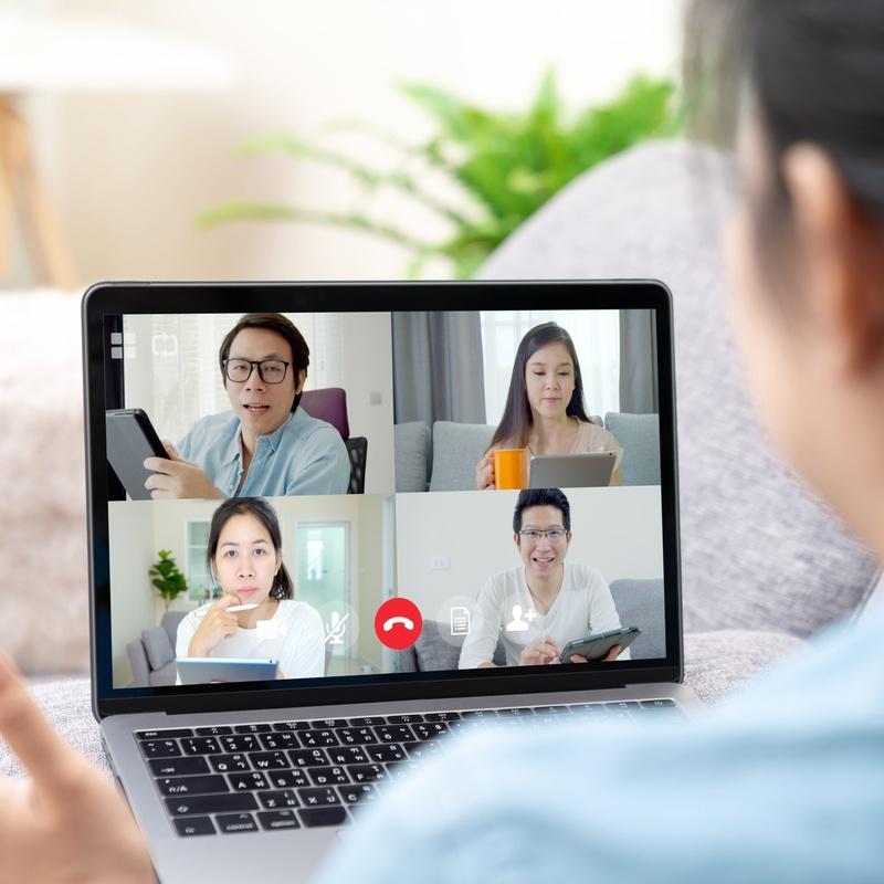 Google Meet: Prestaciones  de Nace Comunica