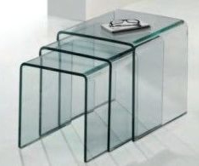Recibidores  y muebles auxiliares: Catálogo de Muebles Rivas