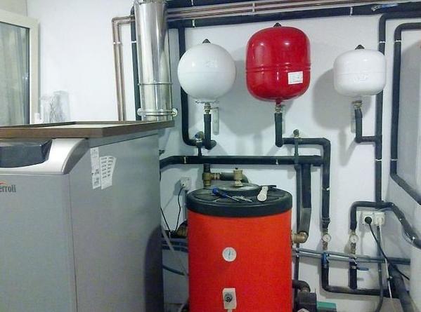 Instalación y reparación de calefacción: Servicios de Fontanería Flexagua