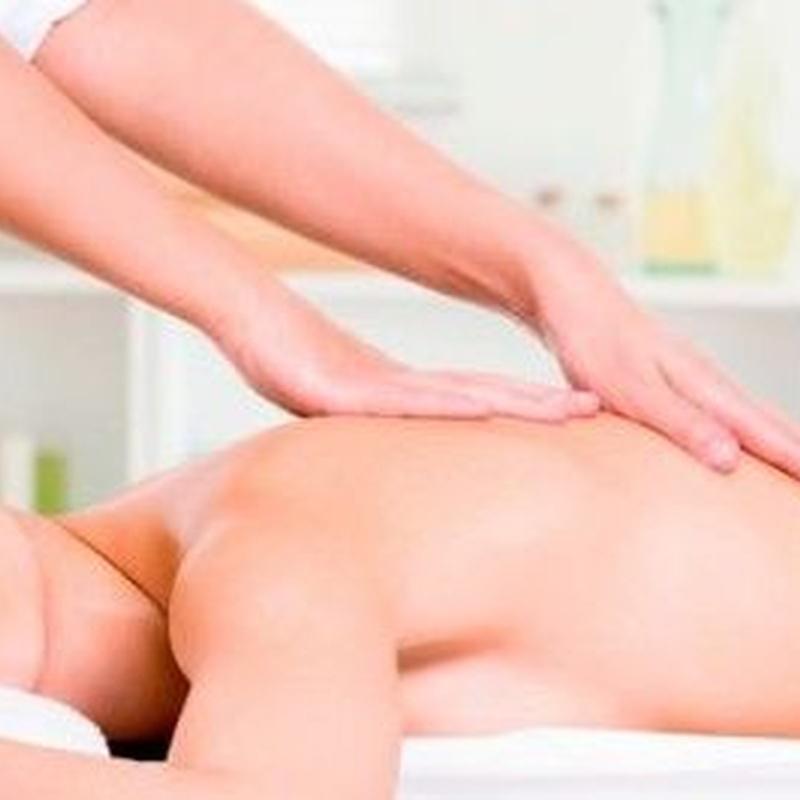 Masaje relajante corporal (1-2 zonas) 20': Servicios de SMART expertos belleza