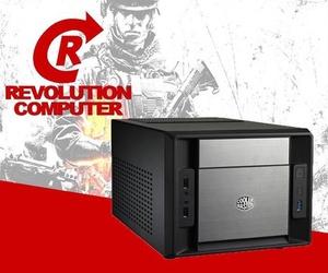 Revolution Computer, Barcelona