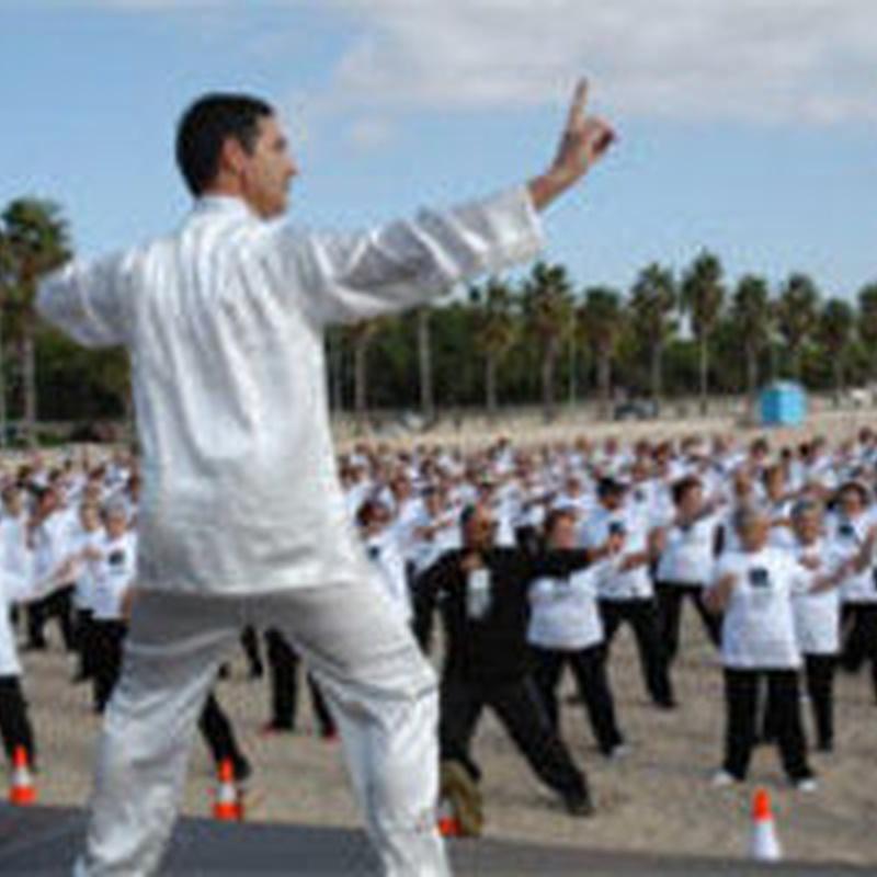 Yoga-Tai-Chi: Cursos y productos de Racó Esoteric Font de mi Salut