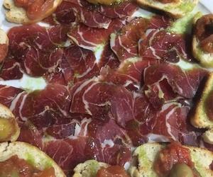 Comida típica andaluza en El Campello
