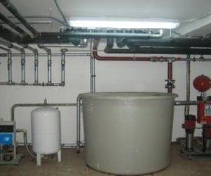 Grupos de presión de agua