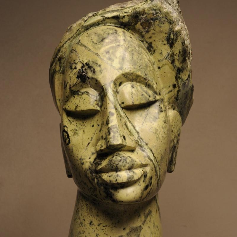 Something Special, 60 X 36 cm. Joe Mutasa