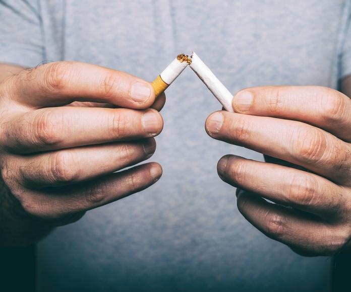 Shiatsu para dejar de fumar