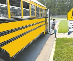 La seguridad en el autobús escolar