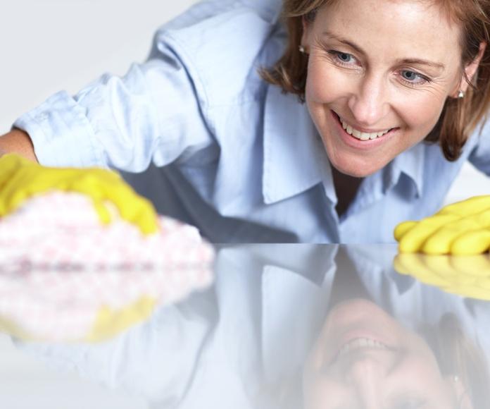 Limpiezas puntuales y de fin de obra: Servicios de Destellos Servicios