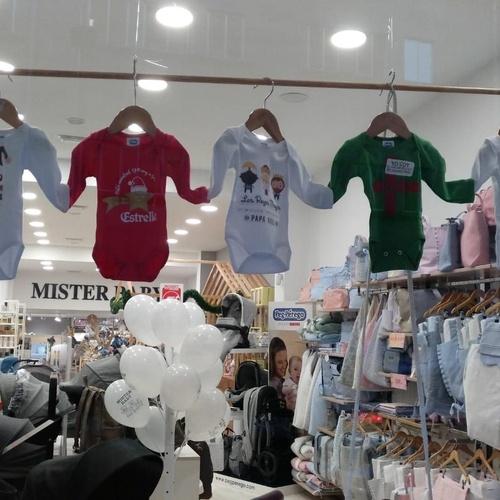 Tiendas de bebés en Pontevedra - Mister Baby