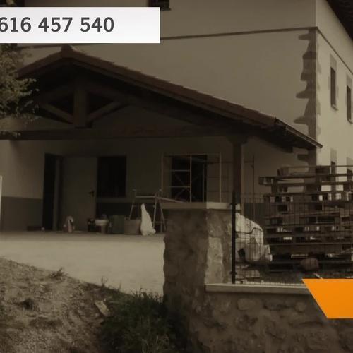 Reformas de viviendas en Lekunberri | Construcciones Gañarbe