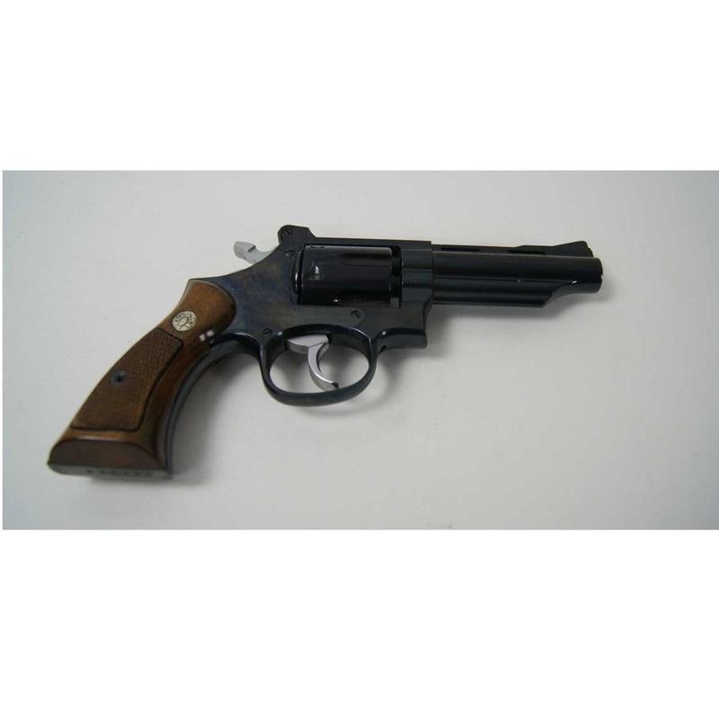 Revolver Llama 4″ Ref: 7266: Armas segunda mano de Armería Muñoz