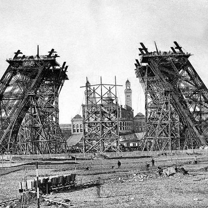 ¿Cómo se construyó la Torre Eiffel?
