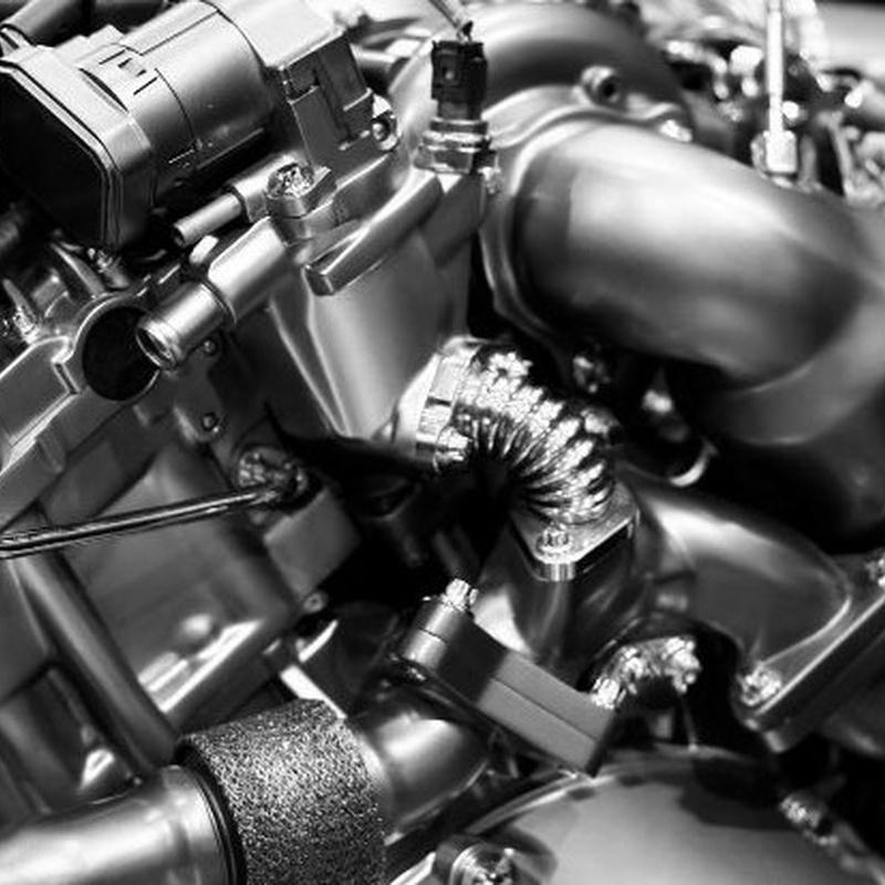 Mecánica general: Servicios de Talleres Auto Caspe