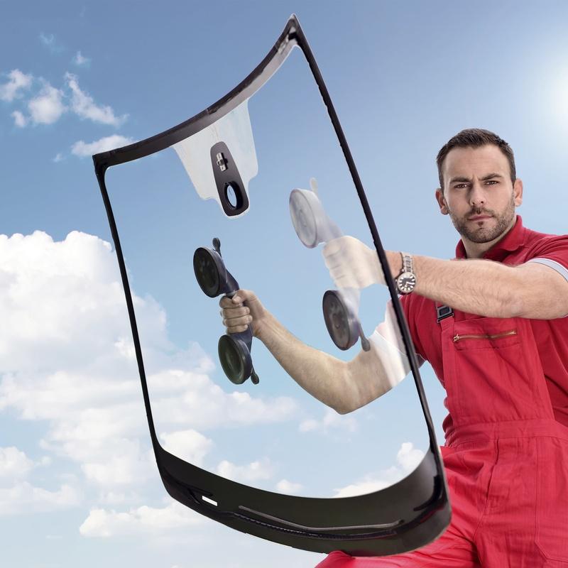 Cristalería: Nuestro Taller de Taller Molinar Car