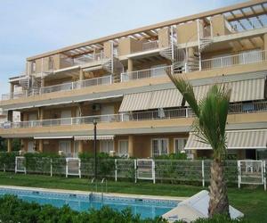 Alquiler Apartamentos en Xeraco Primera linea Frontal al mar