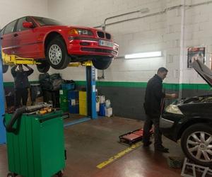 Taller económico de mecánica en Parla