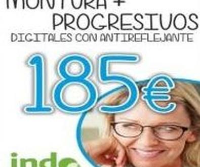 Gafas progresivas Tamaraceite